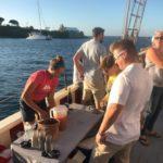 BAH Aboard Schooner Roseway Feb 19