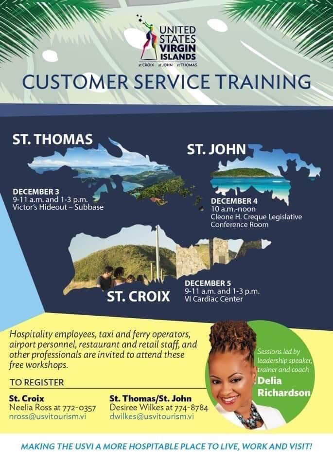 tourism hospitality training 2019