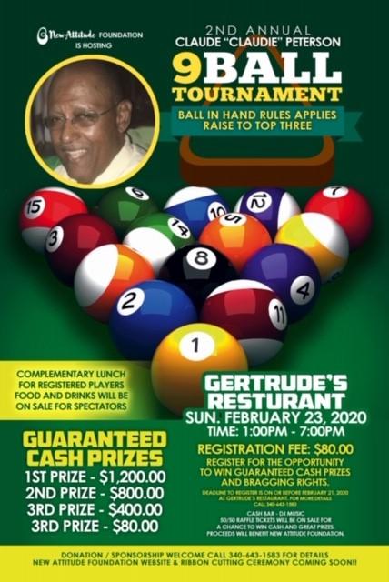 9 ball tournament