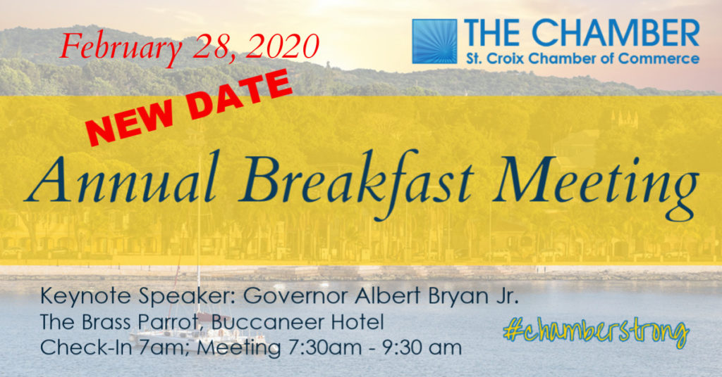 new date chamber breakfast 2020