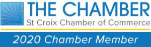 2020 St Croix Chamber Member Badge