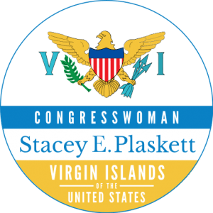 stacey plaskett logo