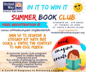 united way summer reading program