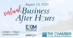 exim virtual business hours