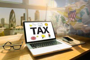 online gross receipt tax us virgin islands