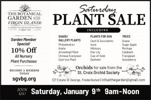sgvbg plant sale january 9 2021