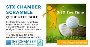 Chamber Golf Scramble